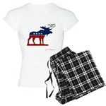 Women's Bull Moose Pajamas