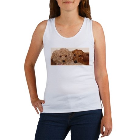 Puppies Women's Tank Top
