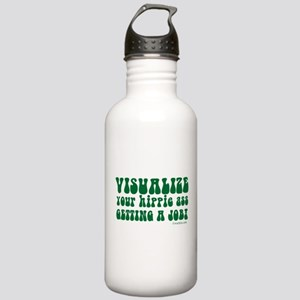 Visualize Getting Your Hippie Stainless Water Bott