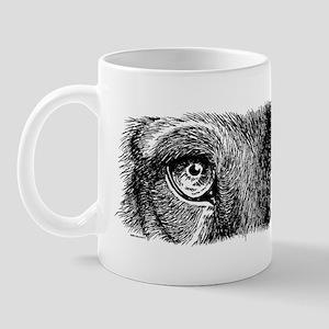 Wolf Eyes Mug