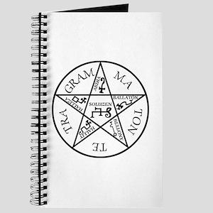 Pentagram of Solomon Note books Journal