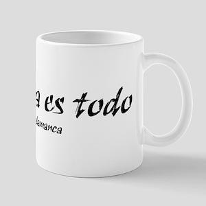 'La Familia es Todo' 11 oz Ceramic Mug