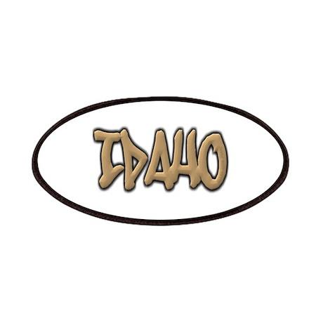 Idaho Graffiti Patches