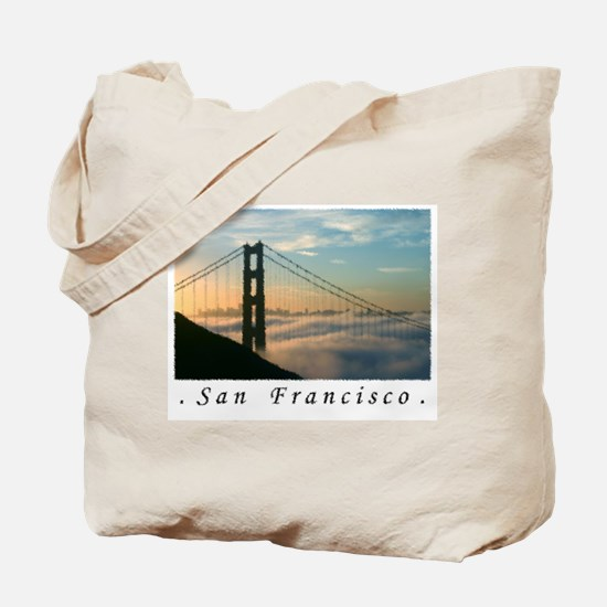 SF Dawn GG Airbrush Tote Bag