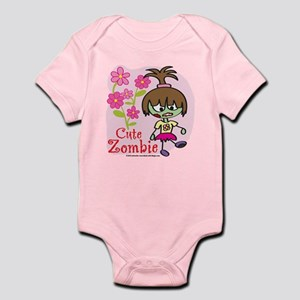 Cute Lil Zombie Infant Bodysuit