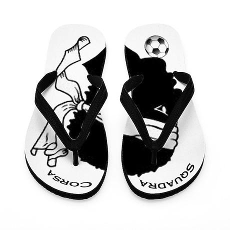 Tongs Squadra Corsa / Flip Flops Corsica
