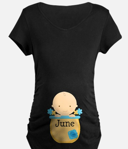 June Baby Boy T-Shirt