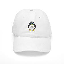 Piano Music Penguin Cap