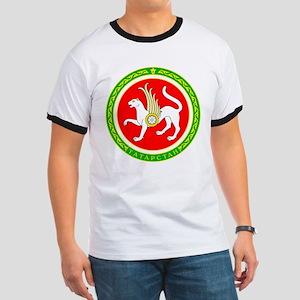 Tatartstan Coat of Arms Ringer T
