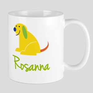 Rosanna Loves Puppies Mug