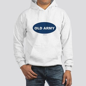 Old Army Dad Hooded Sweatshirt