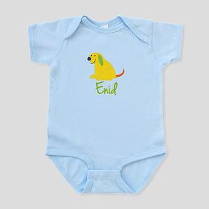 Enid Loves Puppies Infant Bodysuit