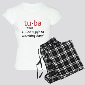 Tuba Definition Women's Light Pajamas