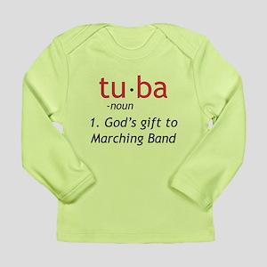 Tuba Definition Long Sleeve Infant T-Shirt