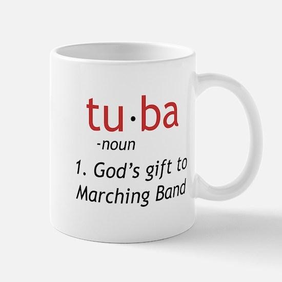 Tuba Definition Mug