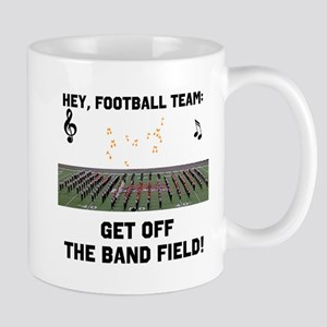 proudbandparent Mugs