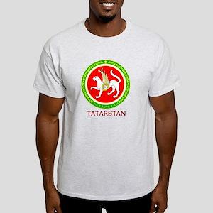 Tatartstan Coat of Arms (lett Light T-Shirt