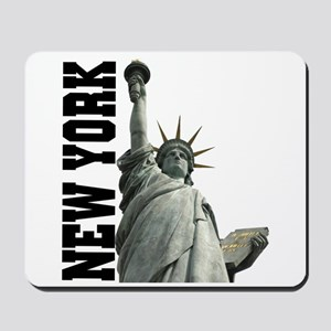Statue of Liberty New York Mousepad