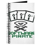 Software Pirate 5.25 Floppy Journal