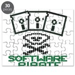 Software Pirate 5.25 Floppy Puzzle