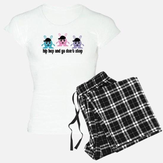 Hip Hop Bunnies Pajamas