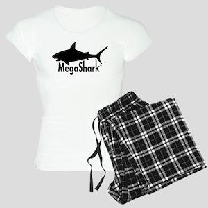 MegaShark logo Women's Light Pajamas