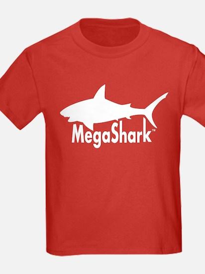 MegaShark logo T