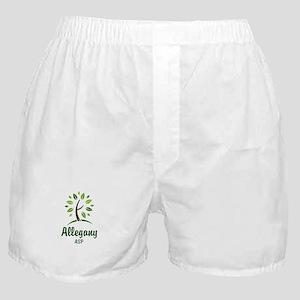Allegany Tree Boxer Shorts