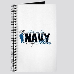 Sis-in-law Hero3 - Navy Journal