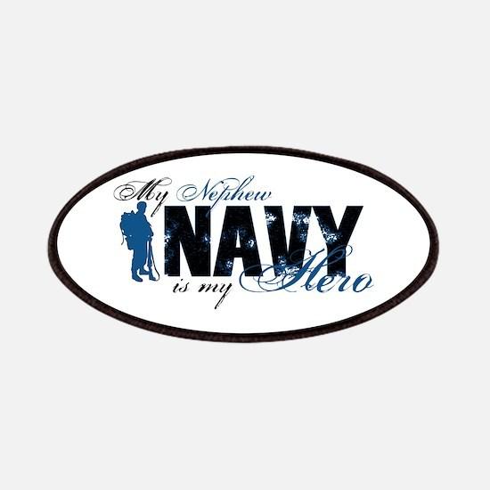 Nephew Hero3 - Navy Patches