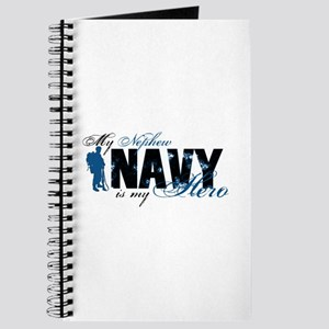 Nephew Hero3 - Navy Journal