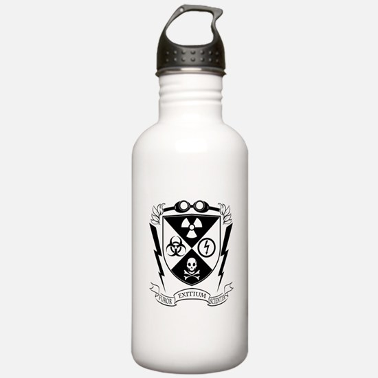 Cute Radioactive Sports Water Bottle