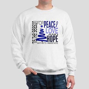 Christmas 1 Arthritis Sweatshirt