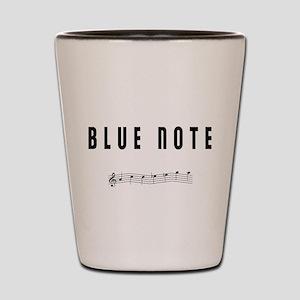 BLUE NOTE Shot Glass
