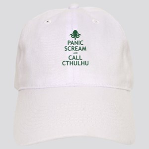 Panic Scream and Call Cthulhu Cap
