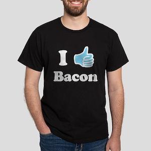 I Like Bacon Dark T-Shirt