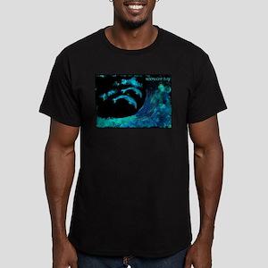 Jmcks Moonlight Bay Men's Fitted T-Shirt (dark)