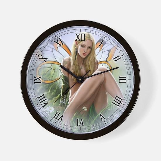 Fairyfied Wall Clock