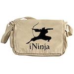 iNinja Messenger Bag