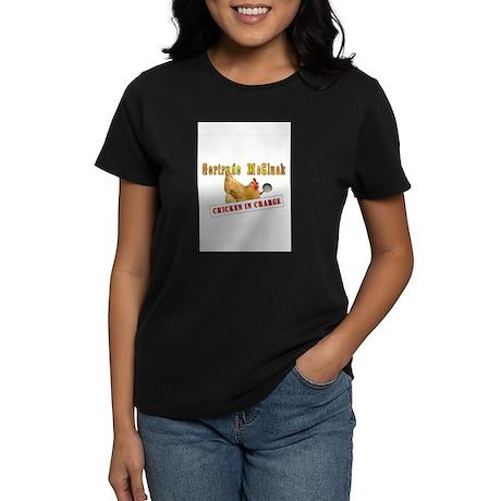 Gertrude McCluck Logo Women's Dark T-Shirt