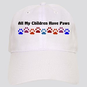 All My Children Have Paws 7 Cap