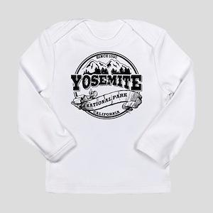 Yosemite Old Circle Long Sleeve Infant T-Shirt