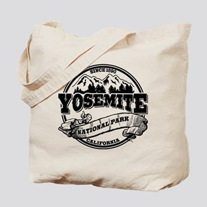 Yosemite Old Circle Tote Bag