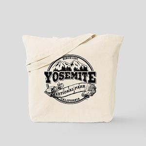 Yosemite Old Circle Tote Bag