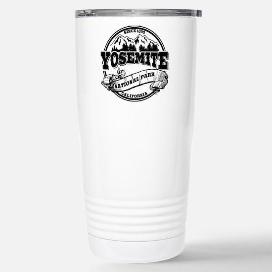 Yosemite Old Circle Stainless Steel Travel Mug