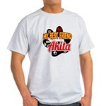 Akita Best Friend Light T-Shirt
