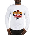 Akita Best Friend Long Sleeve T-Shirt