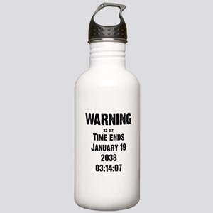 Unix End of Time Stainless Water Bottle 1.0L