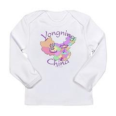 Yongning China Long Sleeve Infant T-Shirt