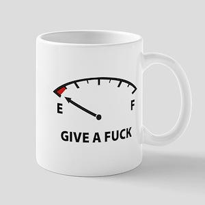 Give A Fuck Mug